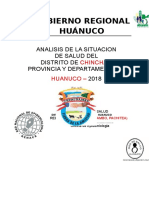 Matriz Del Asis Local 2018 Distrito y Establecimientos Ee.ss