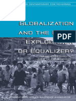 Edited by Julie Clark - Globalization and the Poor_ Exploitation or Equalizer_ (Idea Sourcebooks in Contemporary Controversies) (2003)
