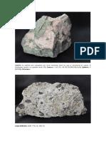 21. Rocas y Minerales