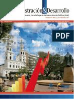 Administracion y Desarrollo ESAP