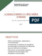 Assistencia de Enf Pcte Oncologico-2017