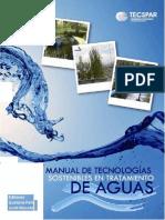 Manual de Tecnologias Sostenibles en Tratamiento de Aguas