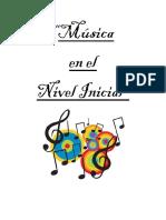 La Música Cumple Una Función en NIVEL INICIAL (1)