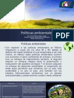 actividad integradora  Políticas ambientales 2018
