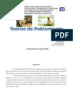 31387164 Teorias Del Poblamieno