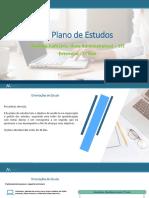Plano de Estudos Extensivo STJ Analista Área Administrativa 1ªfase