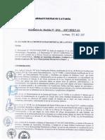 Directiva de Austeridad Disciplina y Calidad 2017 APROBADA