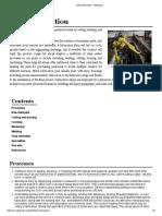 Metal Fabrication - Wikipedia