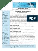 December 2009 Tidings Newsletter, Temple Ohabei Shalom