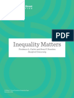 Inequality Matters (2014) (Prudence L. Carter and Sean F. Reardon).pdf