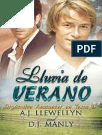 A. J. Llewellyn & D.J. Manly - Serie Orgasmico Amanecer en Texas - 05. Lluvia de Verano