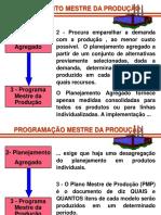 c4 - Planejamento Mestre (MRP e MRPII)