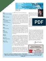 February 2010 Tidings Newsletter, Temple Ohabei Shalom
