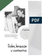Lectura de Actividad 03 - Roles, Lenguaje y Contextos
