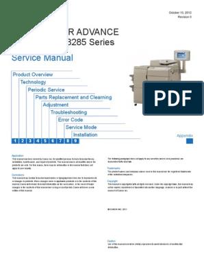 Copiers, Parts & Accessories 6065 6075 Canon Super G3 FAX Board ...