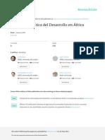 Economia Política Africana