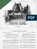 Carillon de Frere Jacque
