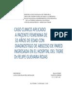 Caso Clinico(Yaritza Perez)