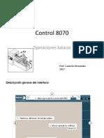 Control 8070