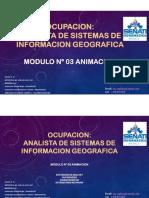 ARC GIS AVANZADO Sesion III 01
