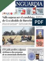 La Vanguardia [21-04-18]