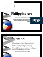 Philippine Art (ms powerpoint)