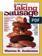 Mastering the Craft of Making Sausage - Warren R. Anderson