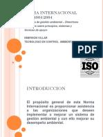 Norma Internacional Iso 14004 2004 Sga_sistema de Gestión Ambiental