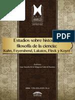 140 Estudios Sobre Filosofia e Historia de La Ciencia