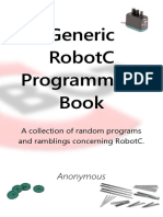 Generic RobotC Programming Book