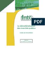 Guide de la dématérialisation des marchés publics