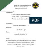 Anatomía Radiológica Del Miembro Superior (2)