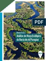 Análise de Risco Ecológico da Bacia do rio Paraguai