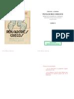 Gomperz, Theodor - Pensadores Griegos Libro 1.pdf