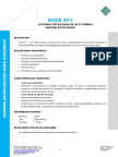 Anexo 08.1 – Información Técnica Del Aditivo Euco 37