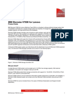 IBM Storwize V7000 for Lenovo