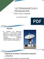 Parámetros de Las Antenas