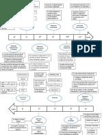 Linea de Tiempo-Diseño de la Organización