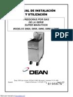 Dean Y SM80
