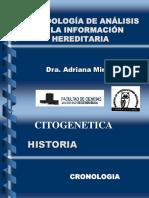 2) CITOGENETICA2009