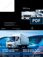 15 GENE FK FM Mitsubishi FUSO Logo SpFr