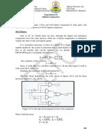 Exper-10 Digital Comparator Circuit