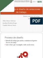 Normas Para El Diseño de Estaciones de Trabajo