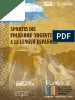 Aportes Del Folklore Argentino (1)