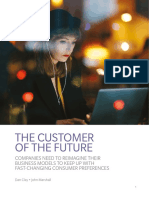 The Customer of the Future