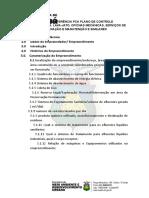 04 - Termo de Referencia Para PCA - Lava Jato, Oficinas e Similares