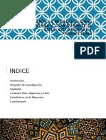 EUROPA ANTE LA MIGRACIÓN SIRIA, NIGERIANA Y LIBIA DURANTE EL SIGLO XXI