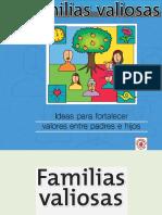 Libro Familias Valiosas