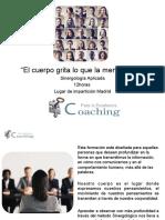 Sinergologia Propuesta Formativa Madrid