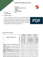 Programación Anual_com_2do Primaria